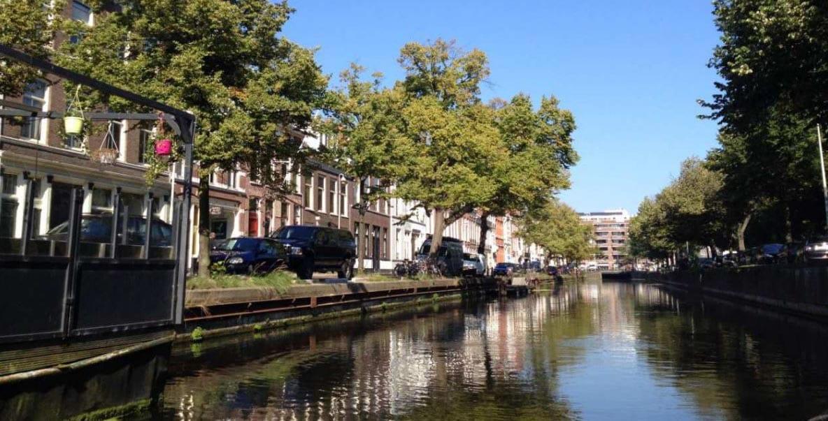 Den Haag; verbeter de kademuren en begin bij jezelf