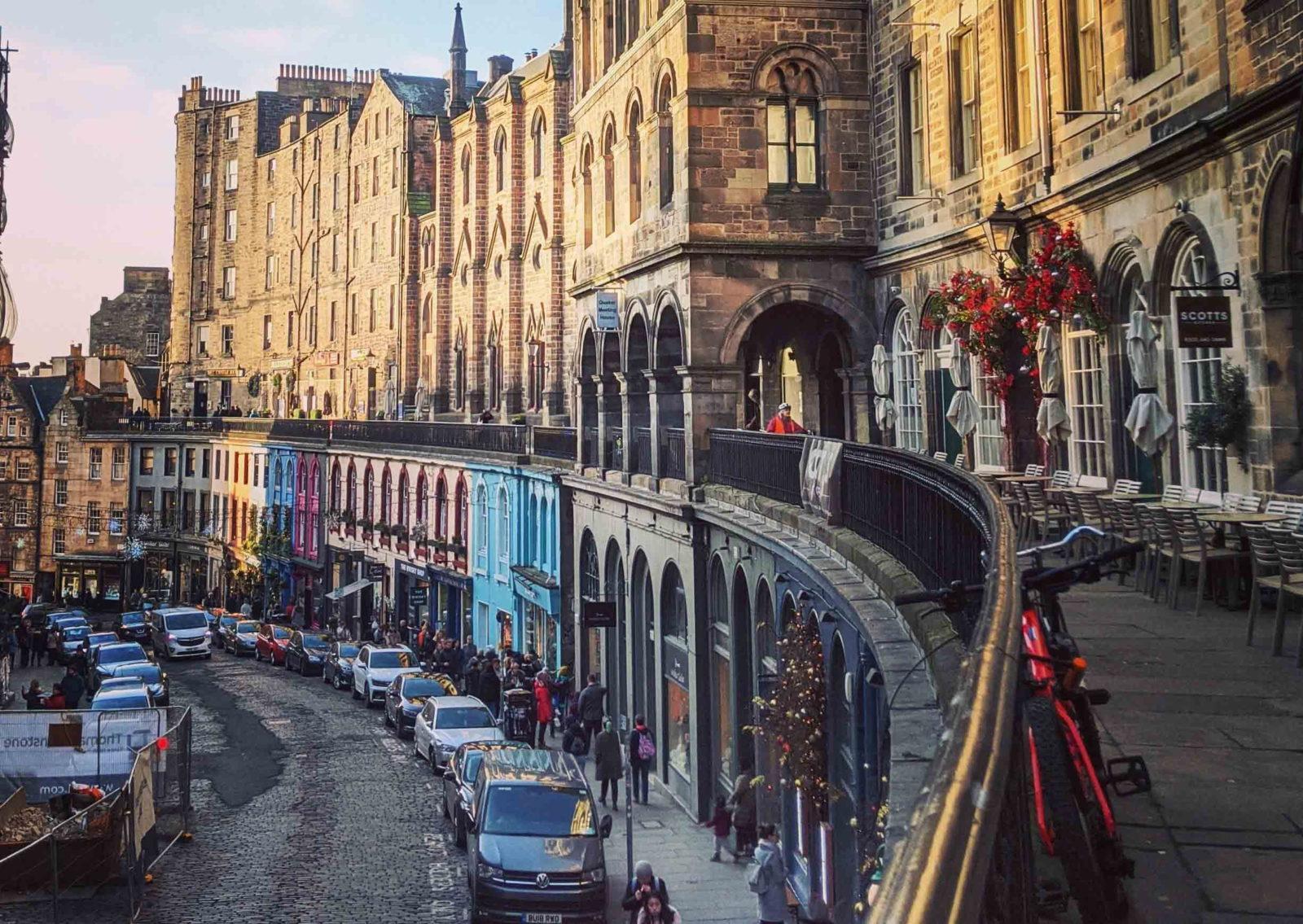 Edinburgh lanceert online platform voor veilige openbare ruimte