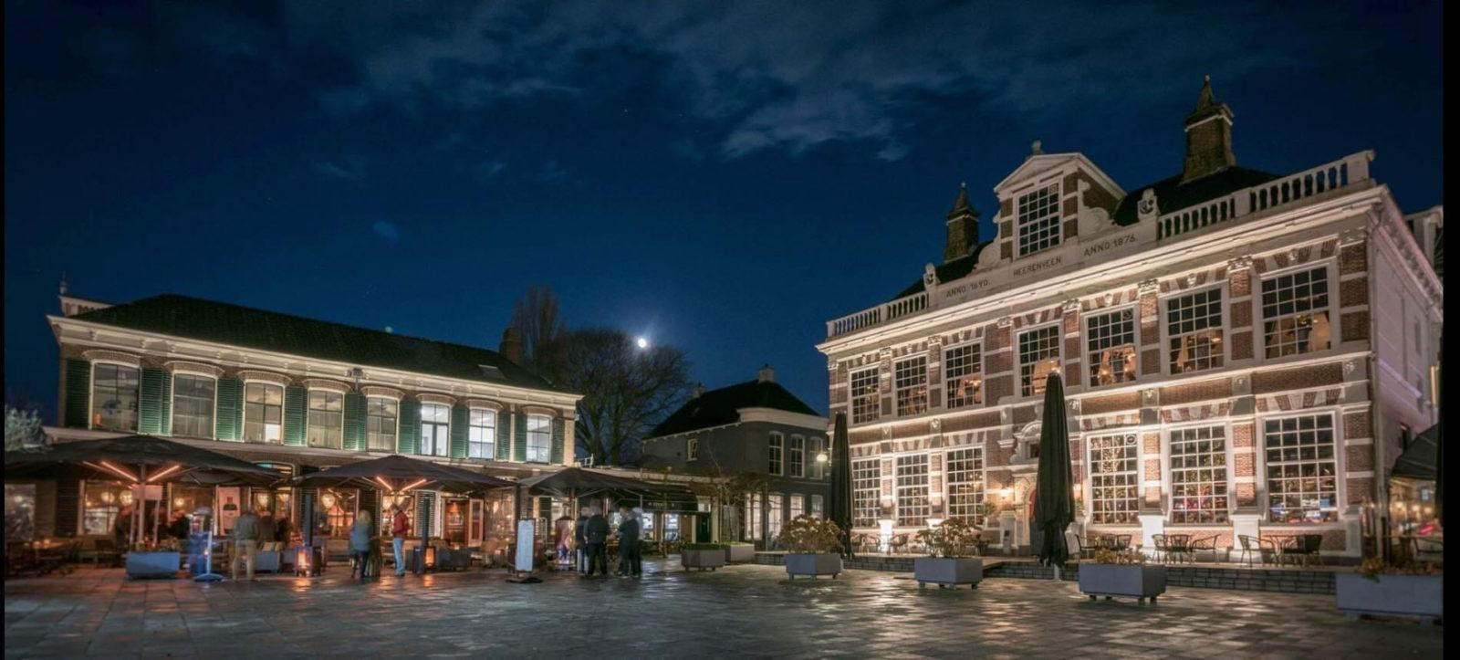 Meer resultaat met minder licht in Heerenveen